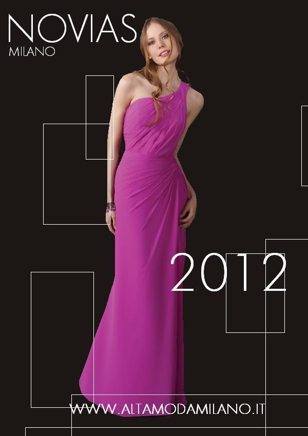 ANTEPRIMA 2012 abiti da cerimonia donna eleganti milano NOVIAS ... 932cdce4b7e