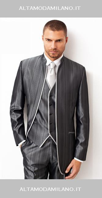 Abiti da sposo milano STILE coreana la giacca da uomo elegante ed esclusiva  per eccellenza 264915b4f3d