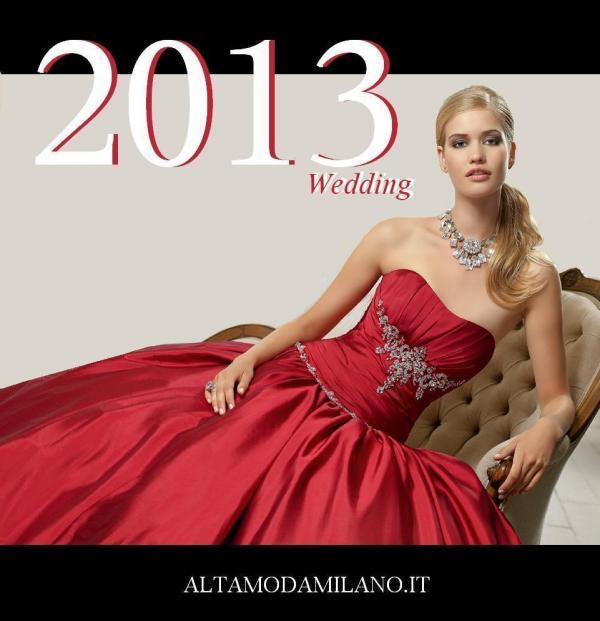 db4c589d7f29 Come sarà la sposa 2013 Made in Milano Corso Venezia 29 by ALTAMODAMILANO.IT